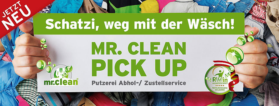 mrclean Pick Up Service